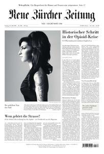 Neue Zürcher Zeitung - 23 Juli 2021