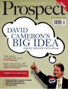 Prospect Magazine - September 2006
