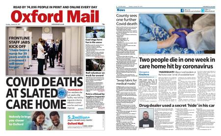 Oxford Mail – January 26, 2021