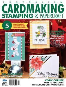 Australian Cardmaking, Stamping & Papercraft - November 2016