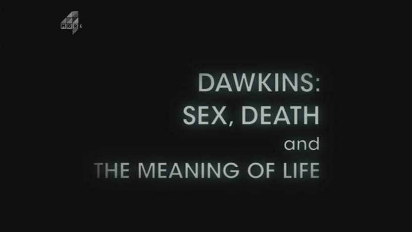 Channel 4 - Sex Death and the Meaning of Life (2012)