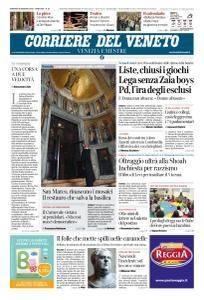 Corriere del Veneto Venezia e Mestre - 30 Gennaio 2018