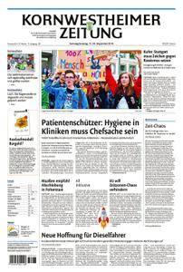 Kornwestheimer Zeitung - 15. September 2018