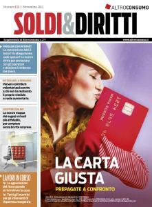 Soldi & Diritti N.133 - Novembre 2013