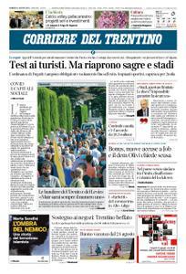 Corriere del Trentino – 14 agosto 2020
