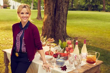 Reese Witherspoon by Miller Mobley for Southern Living Magazine September 2015