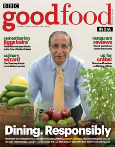 BBC Good Food India - August 2019