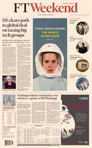 Financial Times Europe - February 27, 2021