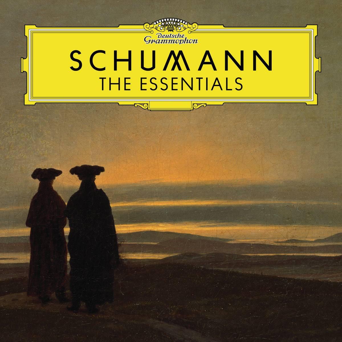 VA - Schumann: The Essentials (2018)