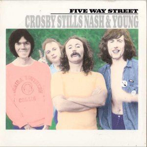 Crosby, Stills, Nash & Young - Five Way Street (1996) (2CD) {The Third Eye} **[RE-UP]**
