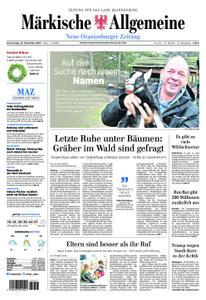 Neue Oranienburger Zeitung - 22. November 2018