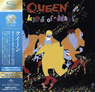 Queen - A Kind Of Magic (1986) [2CD, 40th Anniversary Edition]
