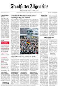 Frankfurter Allgemeine Zeitung F.A.Z. - 29. August 2018