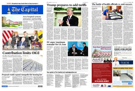 The Capital – May 14, 2019