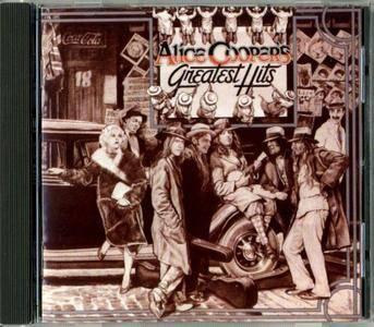 Alice Cooper - Alice Cooper's Greatest Hits (1974) [Re-Up]