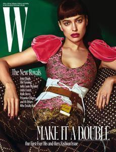 W Magazine - October 2016