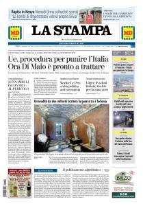La Stampa Torino Provincia e Canavese - 22 Novembre 2018