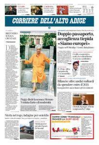 Corriere dell'Alto Adige - 25 Luglio 2018