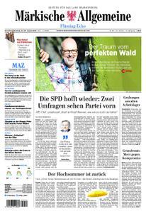 Märkische Allgemeine Fläming Echo - 24. August 2019
