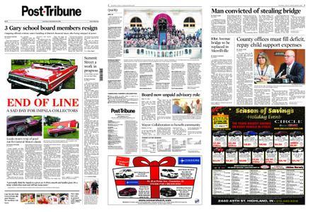 Post-Tribune – December 15, 2018