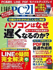 日経PC21 – 5月 2021
