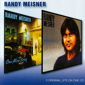 Randy Meisner - One More Song (1980) + Randy Meisner (1982) 2 LP on 1 CD, Remastered 2007 [Re-Up]