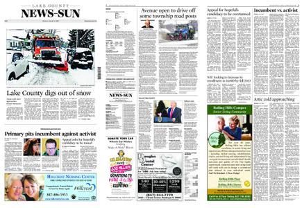 Lake County News-Sun – January 29, 2019