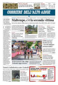 Corriere dell'Alto Adige – 01 novembre 2018