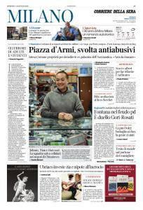 Corriere della Sera Milano - 14 Gennaio 2018