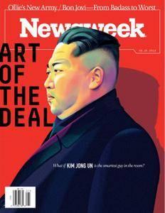 Newsweek USA - May 25, 2018