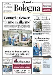 la Repubblica Bologna - 22 Ottobre 2020