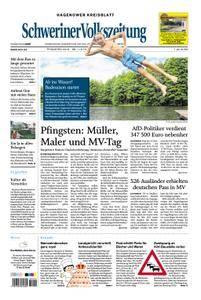 Schweriner Volkszeitung Hagenower Kreisblatt - 19. Mai 2018