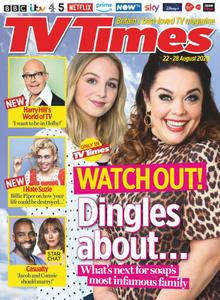 TV Times - 22 August 2020