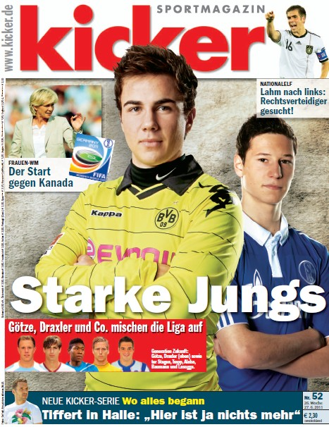 Kicker Magazin No 52 2011