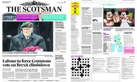 The Scotsman – November 13, 2017