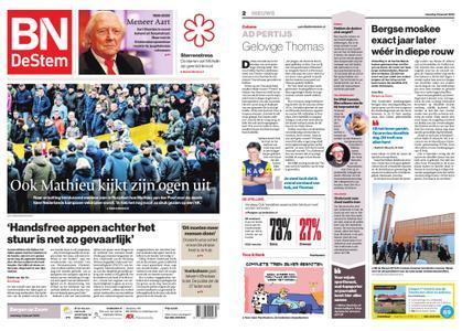 BN DeStem - Bergen op Zoom – 13 januari 2020