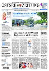 Ostsee Zeitung Wolgast - 16. Mai 2019