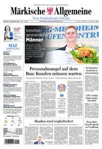 Neue Oranienburger Zeitung - 19. September 2018