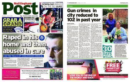 Nottingham Post – June 11, 2018
