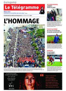 Le Télégramme Guingamp – 11 juin 2019