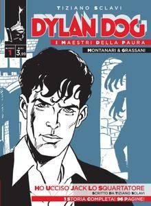 Dylan Dog - I Maestri della Paura - 01- Ho Ucciso Jack lo Squartatore (2017)