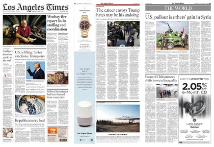 Los Angeles Times – October 24, 2019