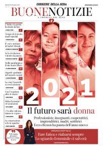 Corriere della Sera Buone Notizie – 29 dicembre 2020