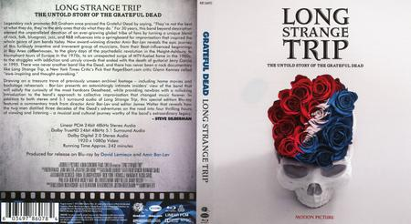 Grateful Dead - Long Strange Trip (2017) [Blu-ray, 1080p]