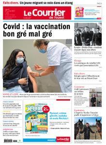 Le Courrier de l'Ouest Cholet – 29 juillet 2021