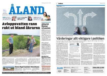 Ålandstidningen – 12 juni 2018