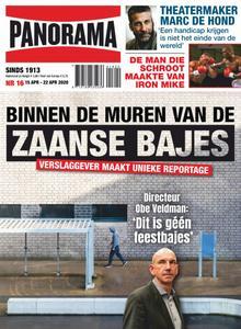 Panorama Netherlands - 15 april 2020