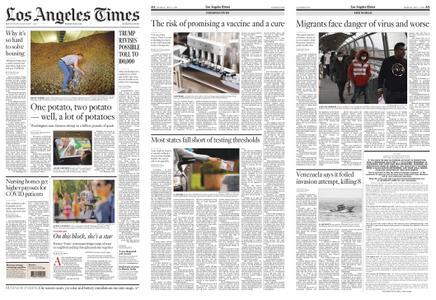 Los Angeles Times – May 04, 2020