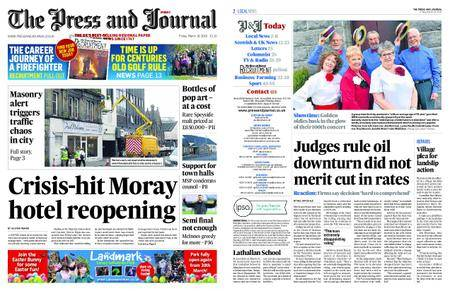 The Press and Journal Moray – March 16, 2018