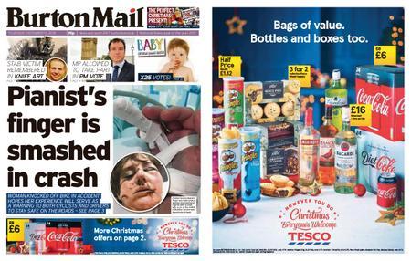 Burton Mail – December 13, 2018